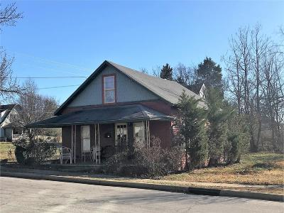 Rolla MO Single Family Home For Sale: $45,500