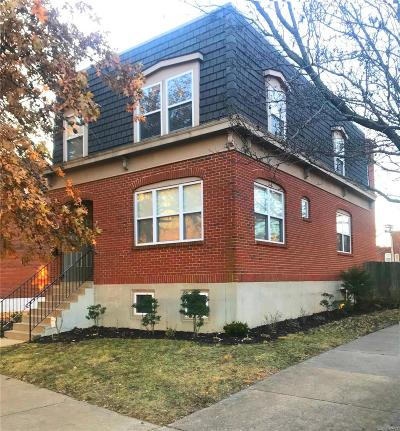 St Louis Single Family Home For Sale: 2824 Arsenal