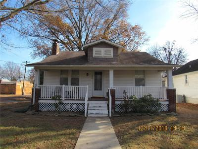 Belleville IL Single Family Home For Sale: $68,500