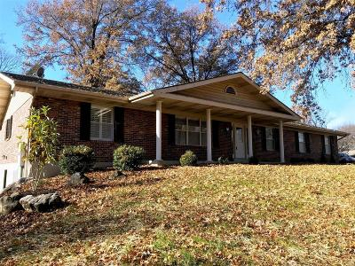 St Charles Single Family Home For Sale: 2937 Greenleaf Drive