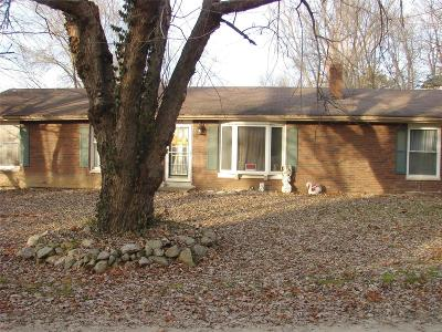 Caseyville Single Family Home For Sale: 1229 Key Lane
