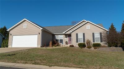 Cuba MO Single Family Home For Sale: $177,500