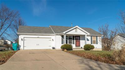 Sullivan MO Single Family Home For Sale: $116,500