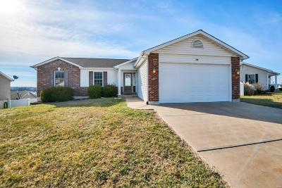 Troy Single Family Home For Sale: 256 Whitetail Crossing