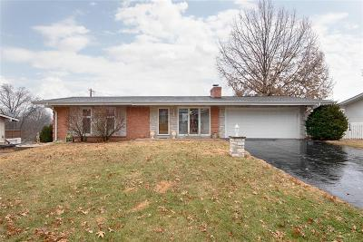 Single Family Home For Sale: 181 Meadowlark Drive