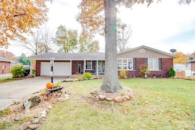 Godfrey Single Family Home For Sale: 5215 Shannon Drive