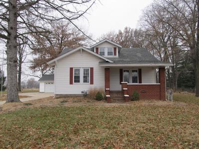Alton Single Family Home For Sale: 3530 Fosterburg Road