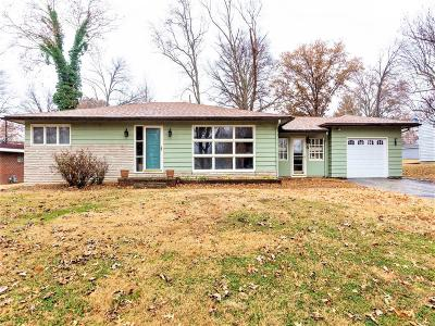 Swansea IL Single Family Home For Sale: $117,000