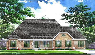 Eureka Single Family Home For Sale: 1 Tbb-Nantucket @pevely Farms