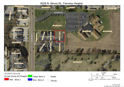 Fairview Heights Commercial For Sale: 5028 North Illinois Street