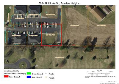Fairview Heights Commercial For Sale: 5024 North Illinois Street