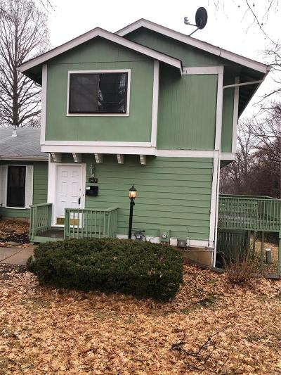 Single Family Home For Sale: 2419 Forest Shadows