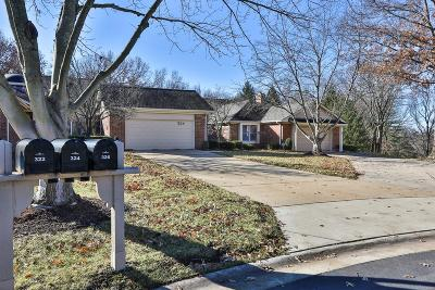 Chesterfield Condo/Townhouse For Sale: 324 Morristown Court