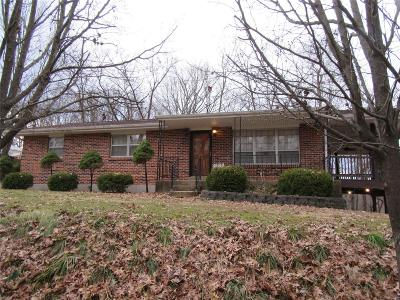 Jefferson County Single Family Home For Sale: 4846 Walmar Road