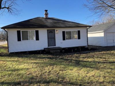 Cahokia Single Family Home For Sale: 1742 Loretta Avenue