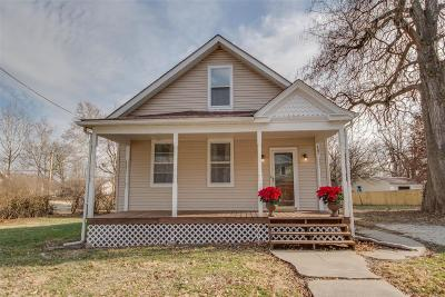 Jerseyville Single Family Home For Sale: 407 North Giddings Avenue