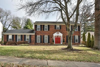 Chesterfield Single Family Home For Sale: 540 Westernmill Drive