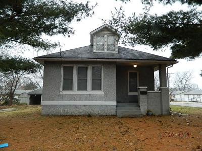 Jerseyville Single Family Home For Sale: 700 South Liberty Street