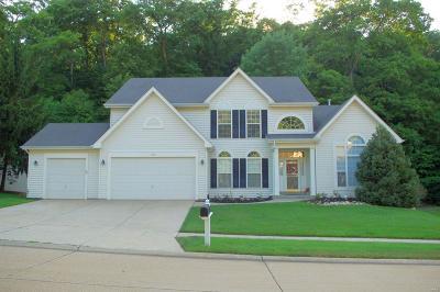 Eureka Single Family Home For Sale: 729 Southern Hills Drive