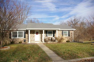 Marion County Single Family Home For Sale: 16 Gemini