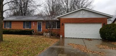 Mascoutah IL Single Family Home For Sale: $149,900