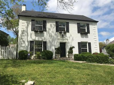 Single Family Home For Sale: 8125 Cornell Court