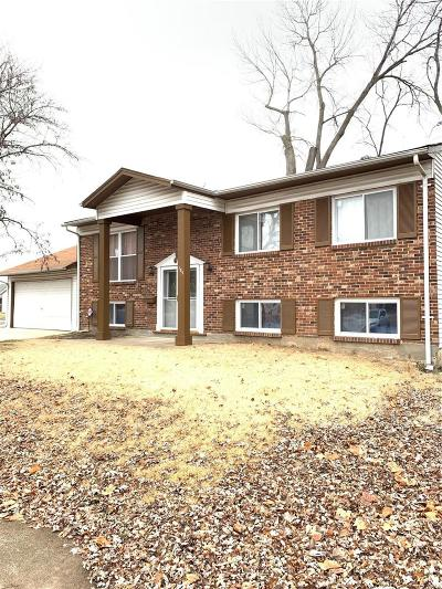 Florissant Single Family Home For Sale: 185 Brower Court
