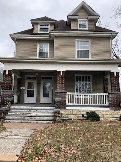 Granite City Multi Family Home For Sale: 2200 Delmar