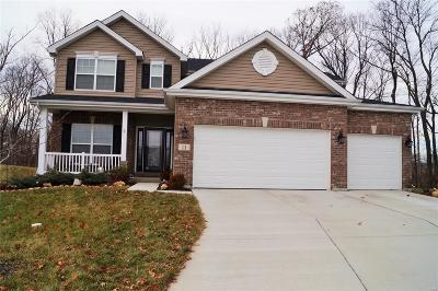 Wentzville Single Family Home For Sale: 11 Winded Way Court