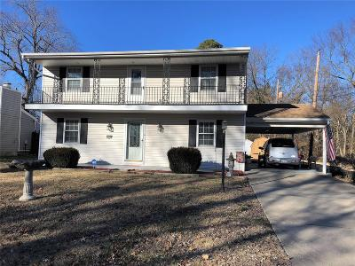 Belleville IL Single Family Home For Sale: $115,900