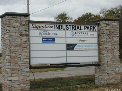 Edwardsville Commercial For Sale: 4764 Signature Industrial Drive