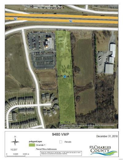 O'Fallon Residential Lots & Land For Sale: 9480 Veterans Memorial Parkway