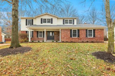 Ellisville Single Family Home For Sale: 329 Hunters Glen Court