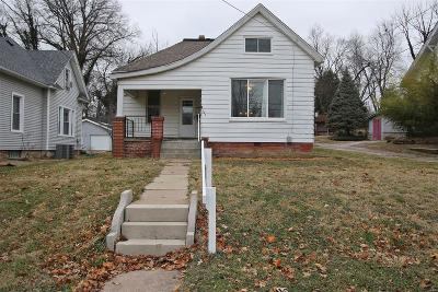 Edwardsville Single Family Home For Sale: 163 East High