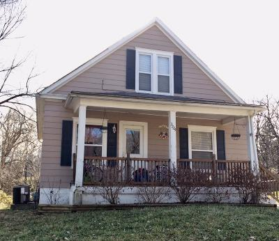 Hannibal MO Single Family Home For Sale: $77,000