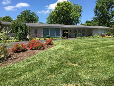 Single Family Home For Sale: 59 Ladue Estates Drive