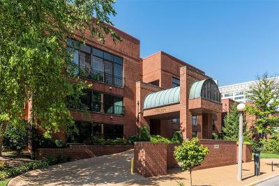 St Louis City County Condo/Townhouse For Sale: 4540 Laclede Avenue #107