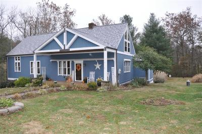 Belleville Single Family Home For Sale: 130 Covered Bridge Lane