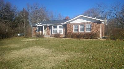 Bonne Terre Single Family Home For Sale: 1953 Cash Lane