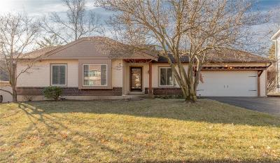 Chesterfield Single Family Home For Sale: 1969 Cedarmill