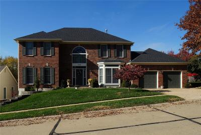 Single Family Home For Sale: 209 Timber Wind