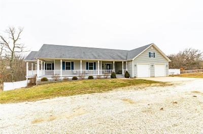 Lincoln County, Warren County Single Family Home For Sale: 141 Morgan Valley Court