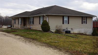 Wright City Single Family Home Active Under Contract: 13354 Klausmeier