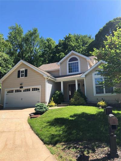 Maryland Heights Single Family Home For Sale: 12303 Rule Hill Ct