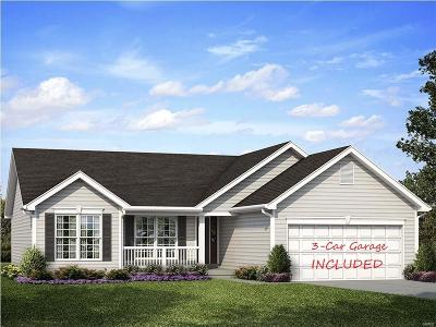 O'Fallon Single Family Home For Sale: 965 Highway P/Hickory Model