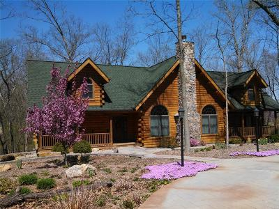 Millstadt Single Family Home For Sale: 6 Executive Drive