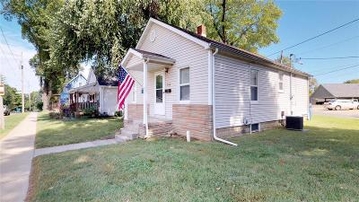 Collinsville Single Family Home For Sale: 334 South Jefferson Avenue