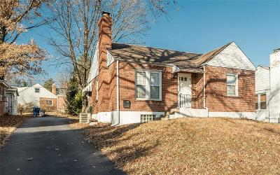 Webster Groves Single Family Home For Sale: 8265 Watson Road