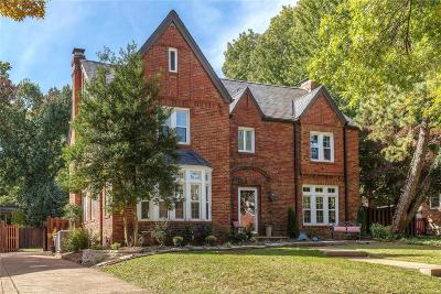 Clayton Single Family Home For Sale: 901 South Bemiston Avenue