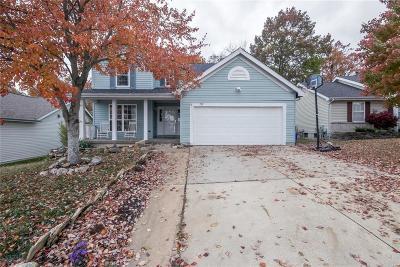 Eureka Single Family Home For Sale: 795 Top Notch Lane